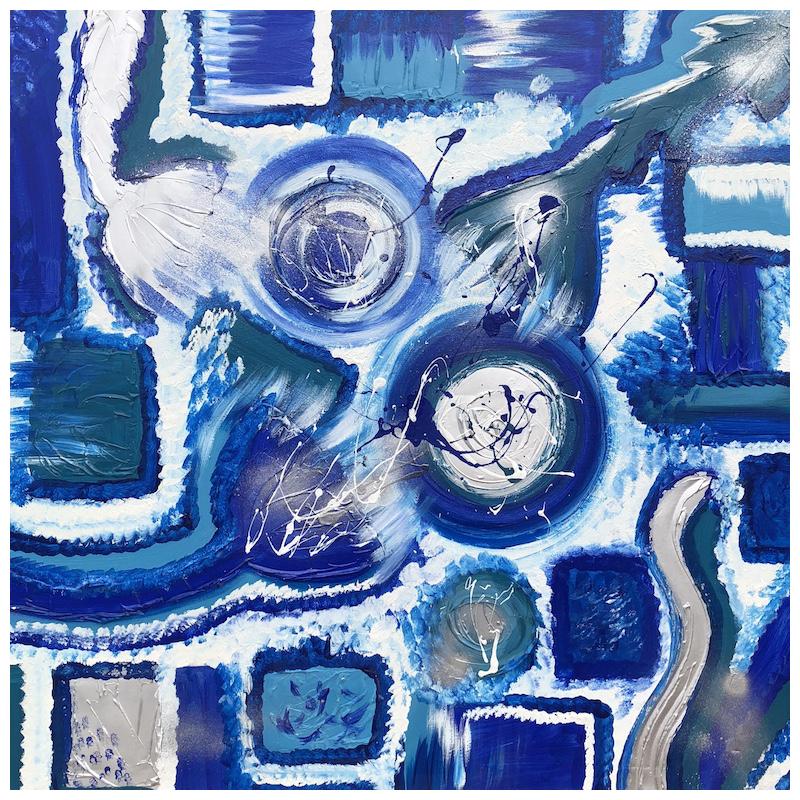 Blue Dynamics II